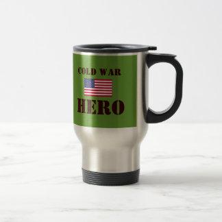Cold War Hero Travel Mug