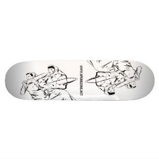 Cold War Ladies Skateboard Deck