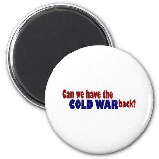 Cold War Magnet