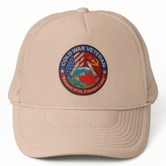 Cold War Veteran Trucker Hat