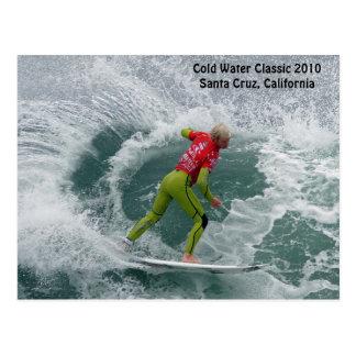 Cold Water Classic 2010 Santa Cruz Postcard