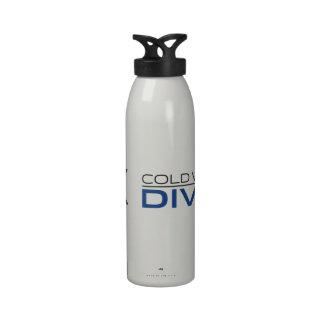 Cold Water Diver H Liberty Water Bottle