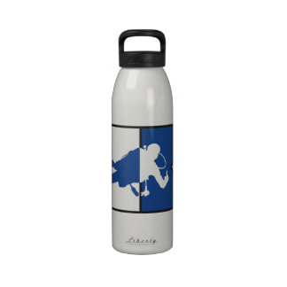 Cold Water Diver L Water Bottle