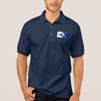 Cold Water Diver  MP2 Polo Shirt