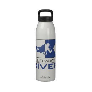Cold Water Diver V Drinking Bottles