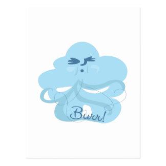 Cold Wind Postcard