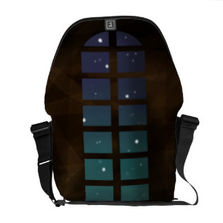 Cold Windows Courier Bag