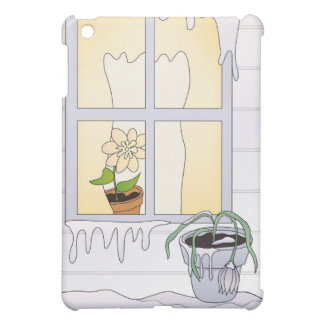 Cold Winter Freeze iPad Mini Covers