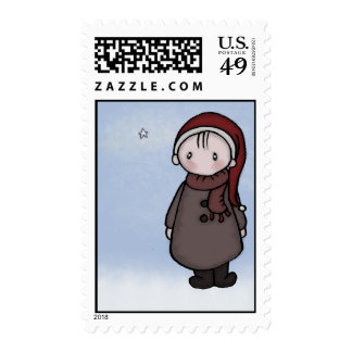 Cold Winter Stamps