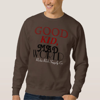 Cold World Sweatshirt