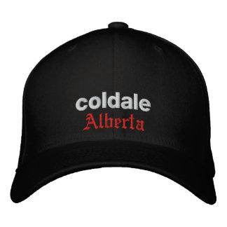 coldale gorra de Alberta Gorra De Béisbol Bordada
