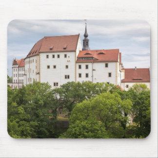 Colditz Castle Mouse Pad