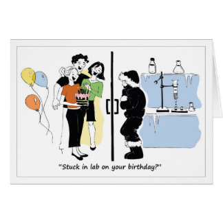 Coldroom Greeting Card
