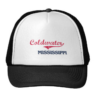 Coldwater Mississippi City Classic Trucker Hat