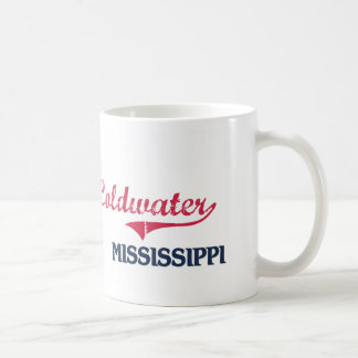 Coldwater Mississippi City Classic Mugs