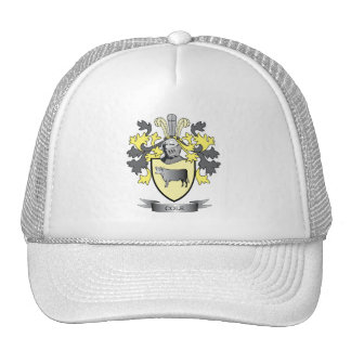 Cole Coat of Arms Trucker Hat