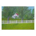 Cole Farm House Card