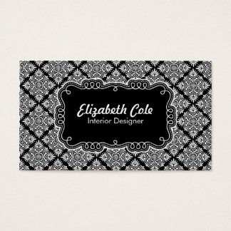 Cole - Formal Business Card