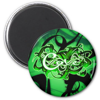 Cole 2 Inch Round Magnet