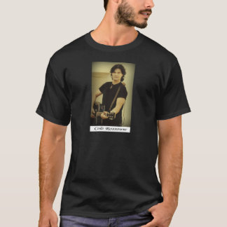 Cole Rossouw - Singer Songwriter T-Shirt