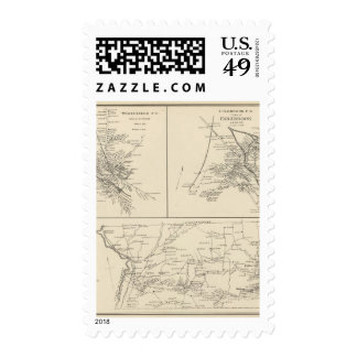 Colebrook, Coos Co Stamps