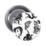coleção dragão botons