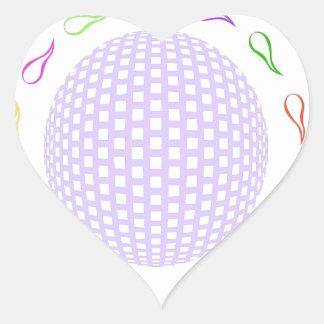 Coleção PsycoSonic/MigMich_ScZ Heart Sticker