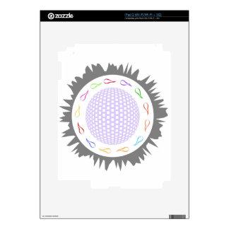 Coleção PsycoSonic/MigMich_ScZ iPad 2 Skin