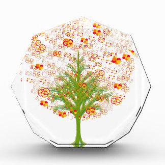 Coleção Twelve Árvore/MigMich_ScZ Acrylic Award