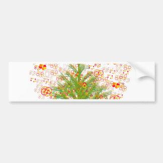 Coleção Twelve Árvore/MigMich_ScZ Bumper Sticker