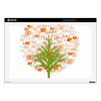 Coleção Twelve Árvore/MigMich_ScZ Decal For Laptop