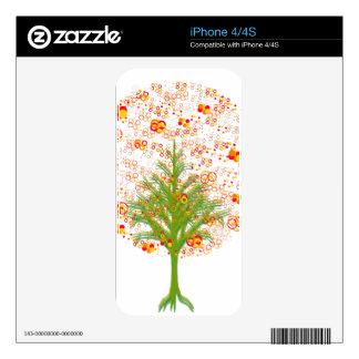 Coleção Twelve Árvore/MigMich_ScZ iPhone 4 Skins