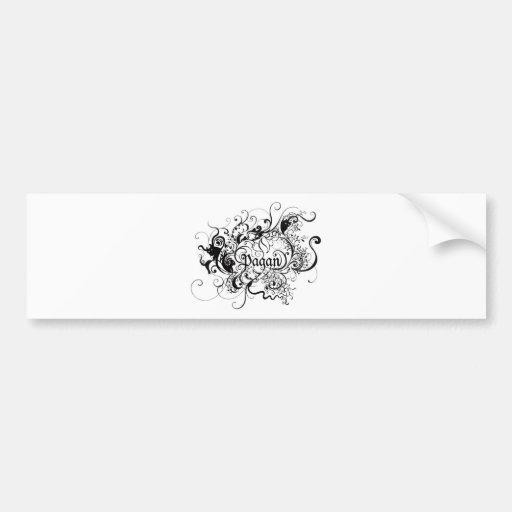Colecção Pagan - Pagãos Bumper Stickers