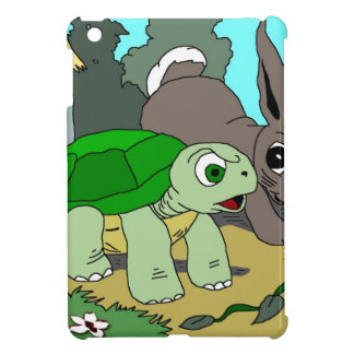 Colección 1 de The Tortoise and The Hare iPad Mini Protectores