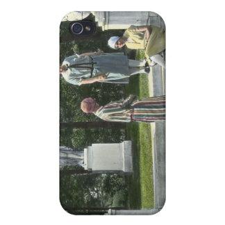 Colección 1 de Waugh iPhone 4 Carcasa