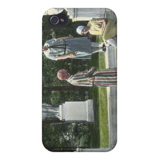 Colección 1 de Waugh iPhone 4 Funda