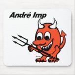 Colección #1 del Imp de Andre Alfombrilla De Ratón