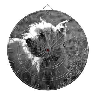 Colección adorable de Westie Terrier Tablero De Dardos
