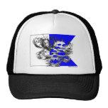 Colección alfa de los buceadores de la bandera gorras de camionero