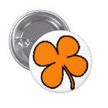 Colección anaranjada del trébol de Tink Pin