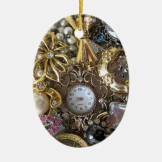 colección bling bling de la joyería adorno