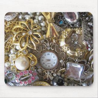colección bling bling de la joyería alfombrillas de raton