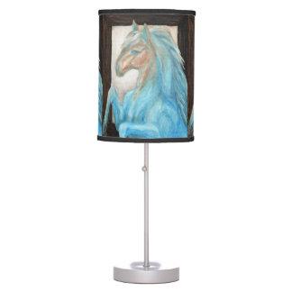Colección caliente y fresca del caballo lámpara de escritorio