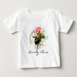 Colección color de rosa preciosa camisas