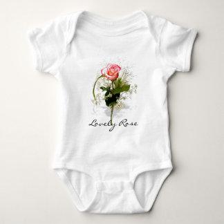 Colección color de rosa preciosa playeras