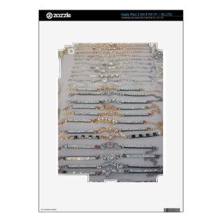 Colección de arte preciosa del diseño del corazón iPad 3 pegatina skin