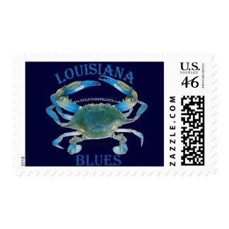 Colección de BlueCrab Franqueo