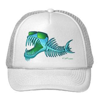 Colección de BnanneK por FishTs.com Gorros Bordados