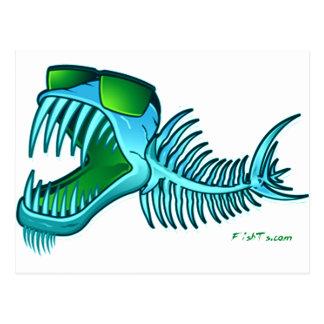 Colección de BnanneK por FishTs.com Tarjetas Postales
