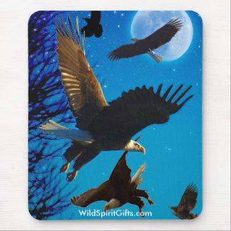 Colección de Eagles Tapete De Ratón